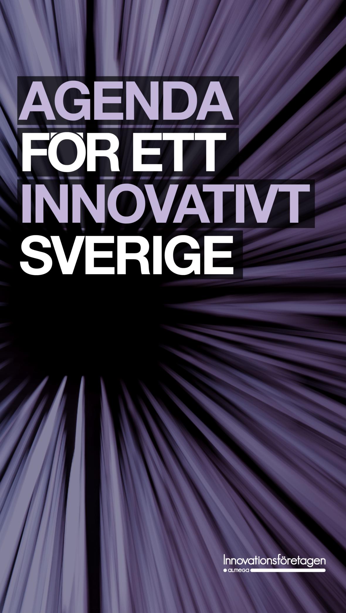 Agenda för ett innovativt Sverige