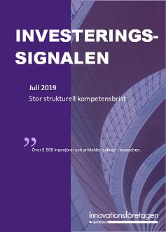 Investeringssignalen juli 2019