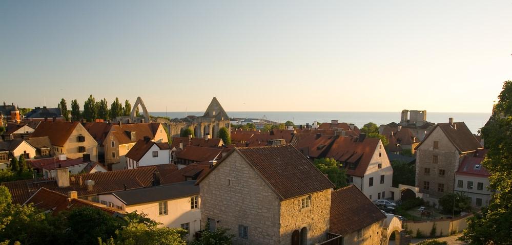Visby. Bild: Shutterstock