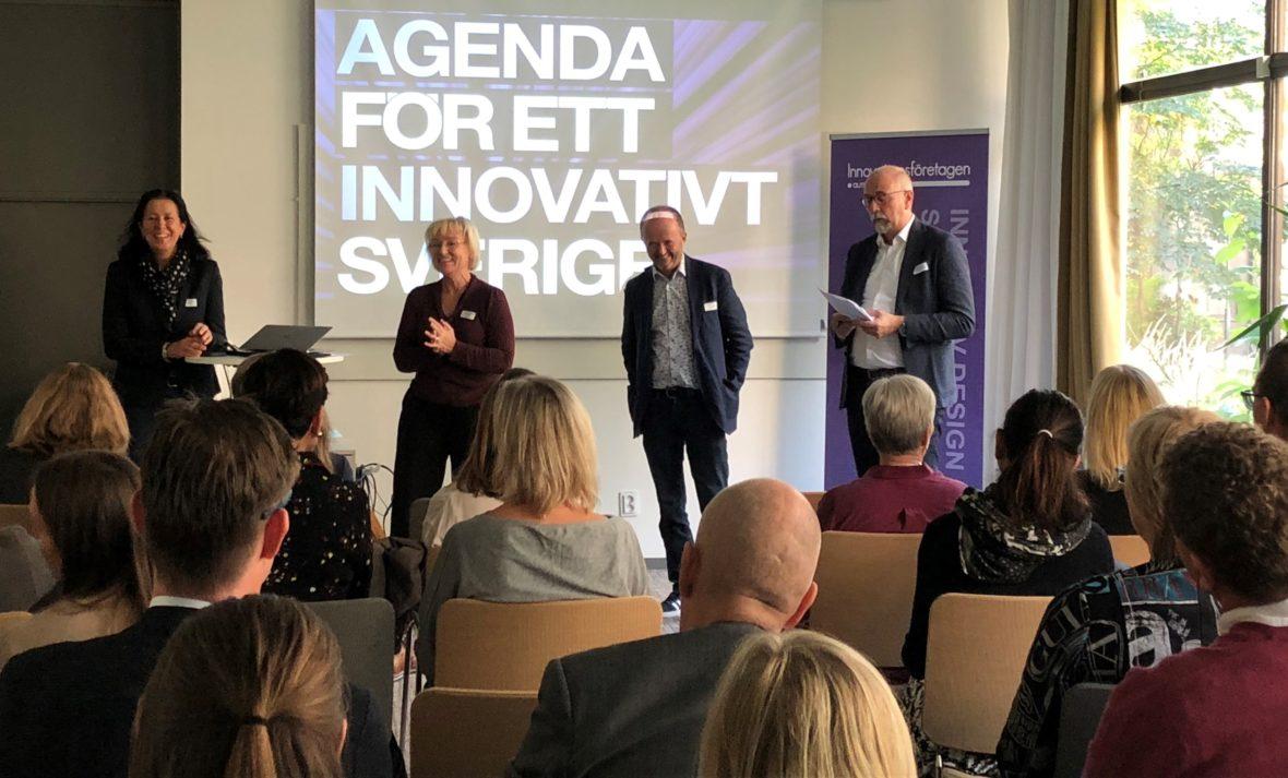 Seminarium: Agenda för ett innovativt Sverige.