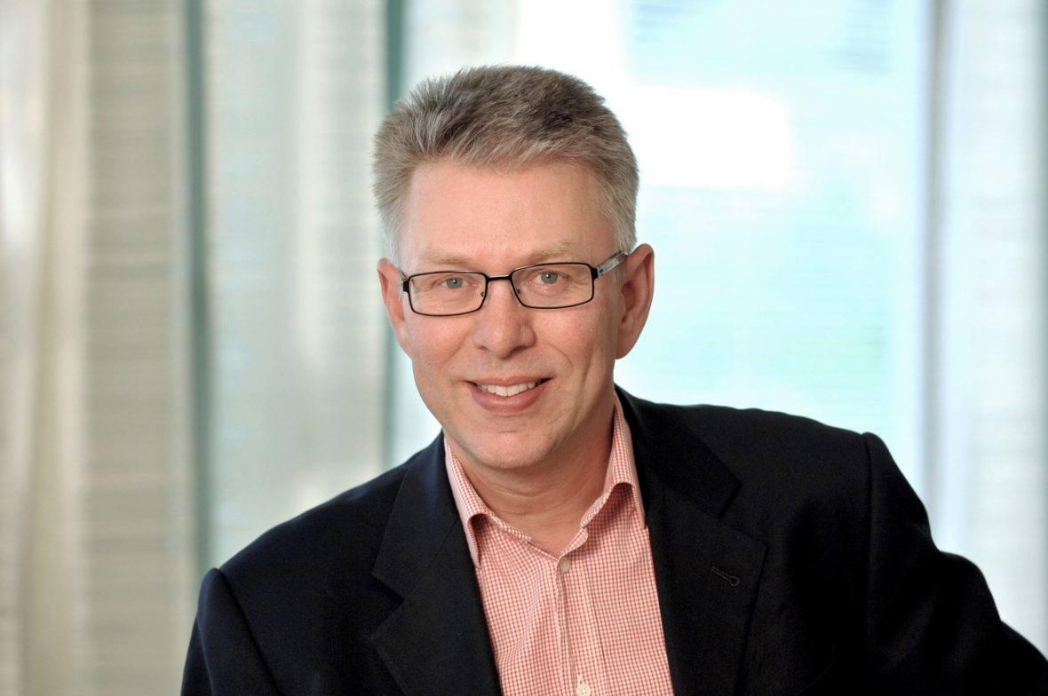 Nils Karlsson, vd och grundare av Ratio.