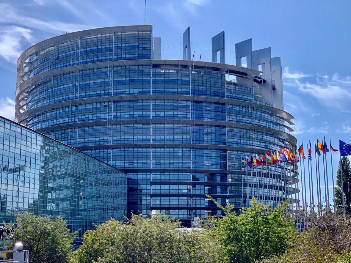 EU-parlamentet i Strasbourg. Christian Wagner, Unsplash.