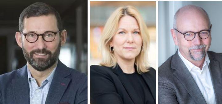 Stefan koskinen, Åsa Zetterberg, Magnus Höij