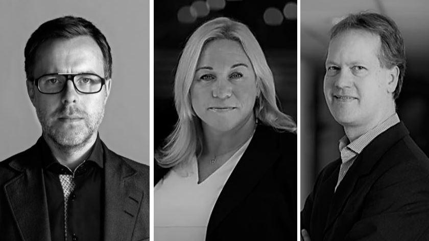 Mark Humpreys, Cecilia Granath, Tore Strandgård