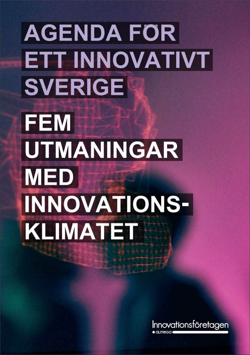 Fem utmaningar med innovationsklimatet
