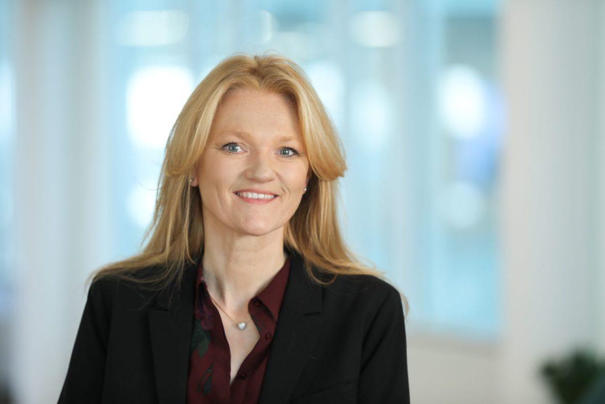 Annika Andreasen, SIS. Foto: Sten Jansin.