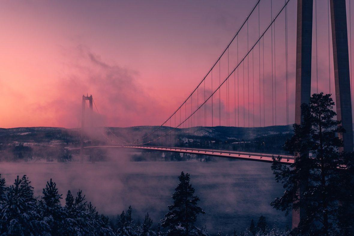 Höga kusten-bron. Infrastruktur. Offentlig upphandling.