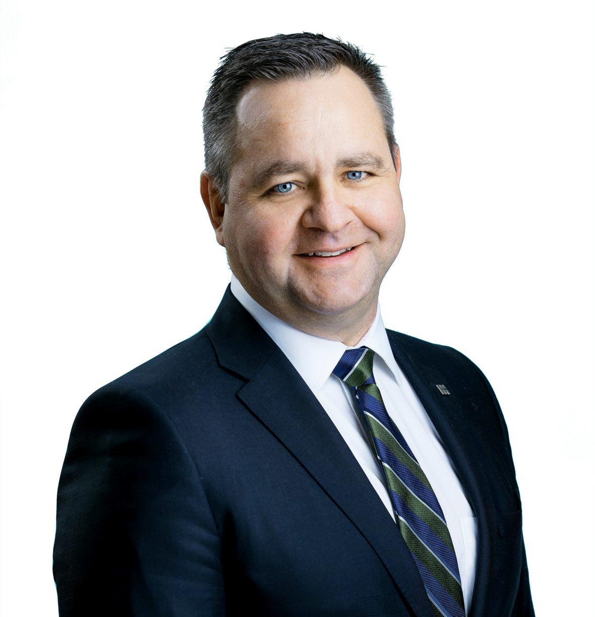 Styrelseordförande Mikael Vatn.